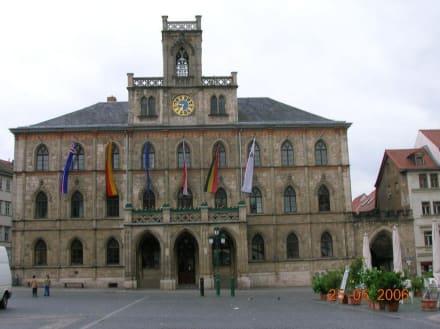 Rathaus in Weimar - Rathaus Weimar