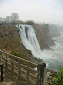 Antalya - Unterer Düden Wasserfall / Karpuzkaldiran Şelalesi