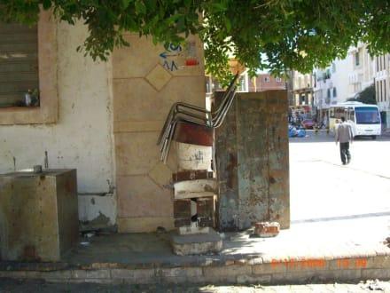 Platzsparend! - Zentrum Hurghada