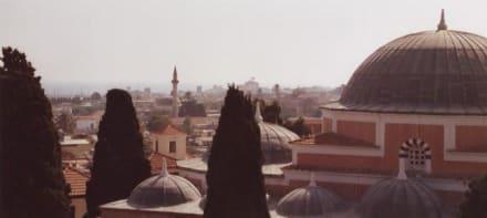 Süleiman-Moschee - Süleyman Moschee
