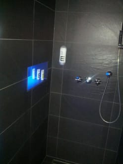 dusche indirekte beleuchtung bild mercure hotel centro oberhausen in oberhausen nordrhein. Black Bedroom Furniture Sets. Home Design Ideas