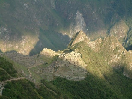 Machu Picchu - Machu Picchu