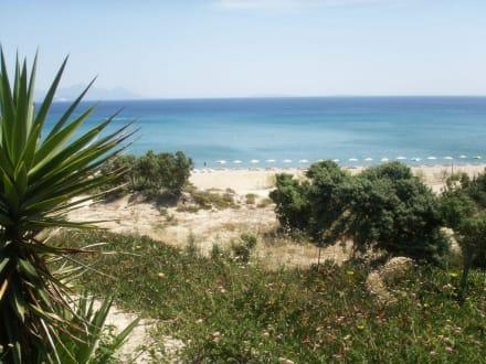 Markos Beach - traumhafter, langer Sandstrand - Markos Beach