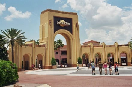 Universal Studios, Eingang - Universal Studios Florida