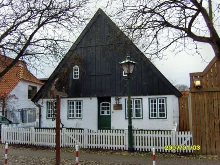 Das Klaus-Groth-Museum! - Klaus-Groth-Museum