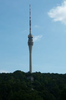 Sights (other) - Dresden TV Tower