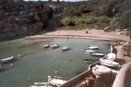 Bucht von Canutells - Bucht von Canutells