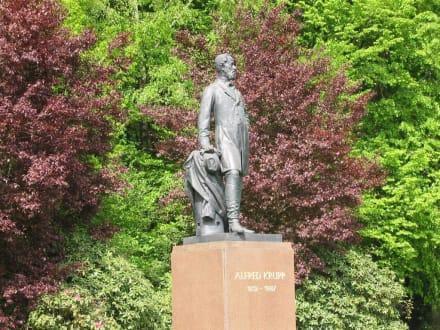 """Alfred Krupp"" - Villa Hügel"