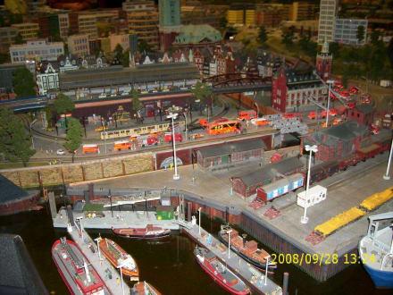Sehr echt - Miniatur Wunderland Hamburg