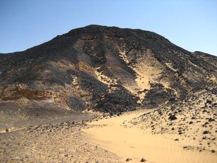 Schwarze Wüste - Schwarze Wüste Bahariya
