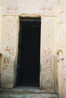 Eingang Grabkammer - Tal der Könige