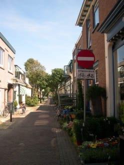 Bummeln in Zandvoort - Altstadt Zandvoort