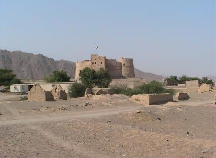 Fort von Fujairah - Fujairah Castle