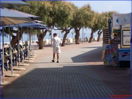 Strandpromenade - Hafen Colonia De Sant Pere