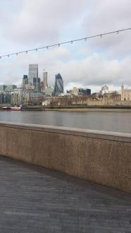 Stadt/Ort - City von London