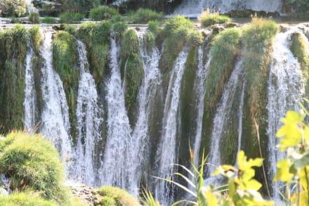 Ausflug - Nationalpark Krka