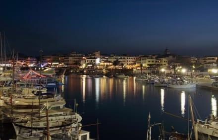 Nightshot - Yachthafen Cala Ratjada