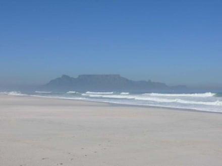 Tafelberg in den Morgenstunden - Bloubergstrand