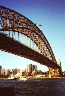 Sydney Harbor Bridge - Harbour Bridge