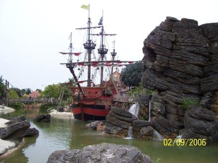 Piratenschiff - Disneyland Resort Paris / Euro Disney