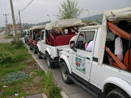 Jeep-Safari - Jeep Safari Belek