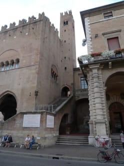 Historic sites (castle, palace, ruins, etc.) - Old Town Rimini