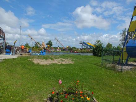 Überblick über die Fahrattraktionen - Rügenpark