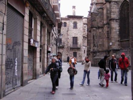das alte Barcelona - Gotisches Viertel