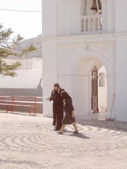Archangelos mit der Erzengel Michael Kirche auf Rhodos - Erzengel Michael Kirche