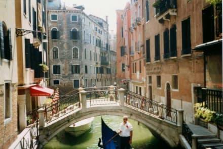 Seitengasse in Venedig - Altstadt Venedig