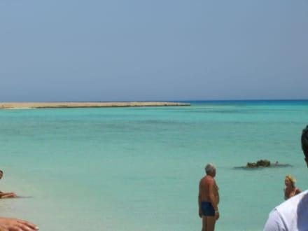 Die einsame Insel - Schnorcheln Hurghada