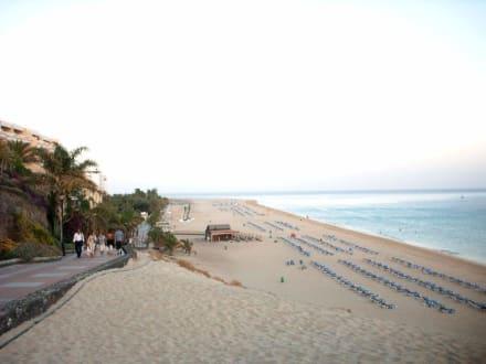 Der längste Sandstrand Europas - Strand Jandia