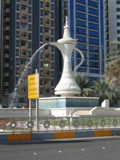 Abu Dhabi - Ittihad Square