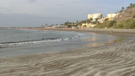 Strand von Playa de Ingles - Strand Playa del Ingles