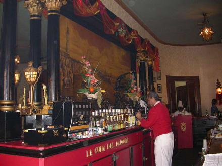 Havanna - Floridita Bar und Restaurant