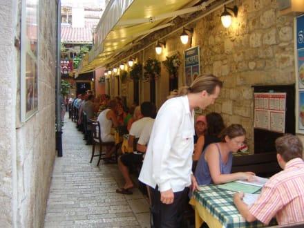 Restaurant in Porec - Altstadt Porec