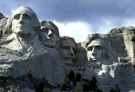 Mt. Rushmore - Mount Rushmore