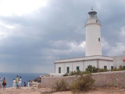La Mola - Leuchtturm Far de la Mola