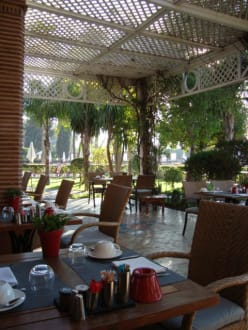 Restaurant & Buffet - Hotel Sofitel Marrakesch Lounge & Spa