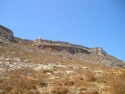 Ausflug Gramvousa - Venizianische Festung