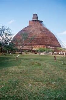 Anuradhapura – - Tempelanlage Anuradhapura
