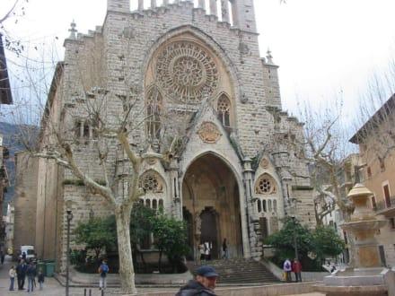 Soller, ein Traum - Kirche Sant Bartomeu