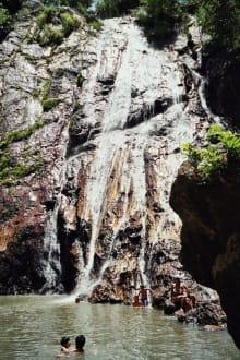 Wasserfall - Na Muang Wasserfall
