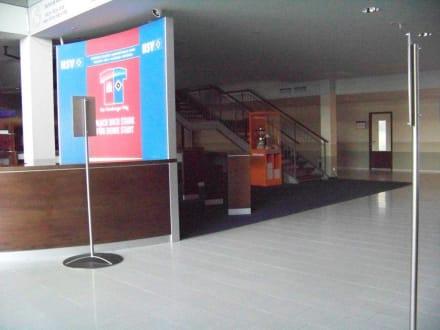 VIP Eingang - Volksparkstadion