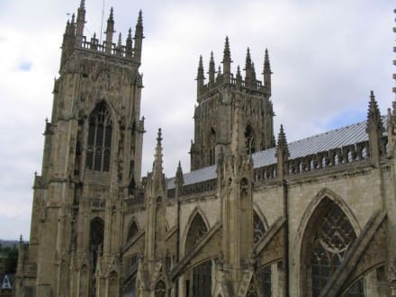 York Minster - Kathedrale von York