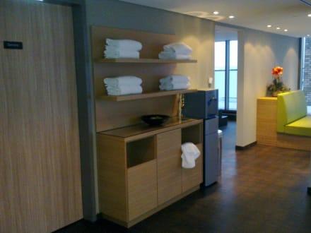 im wellness bereich bild atlantic hotel kiel in kiel schleswig holstein deutschland. Black Bedroom Furniture Sets. Home Design Ideas