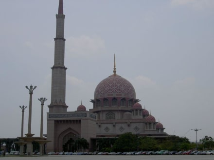 Putrajaya Moschee - Putrajaya Moschee