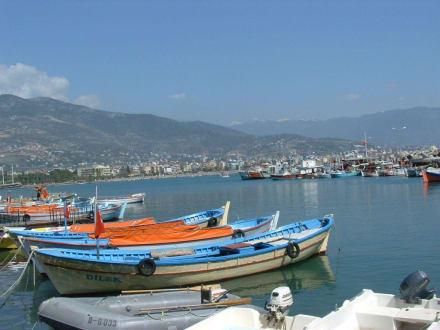 Hafen - Hafen Alanya