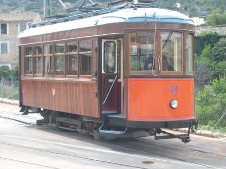 Straßenbahn Sóller - Straßenbahn Sóller - Port de Soller