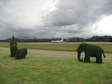 Trat-Flughafen - Flughafen Trat (TDX)